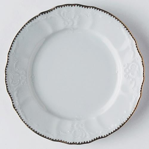 Simply Anna - Gold Salad Plate