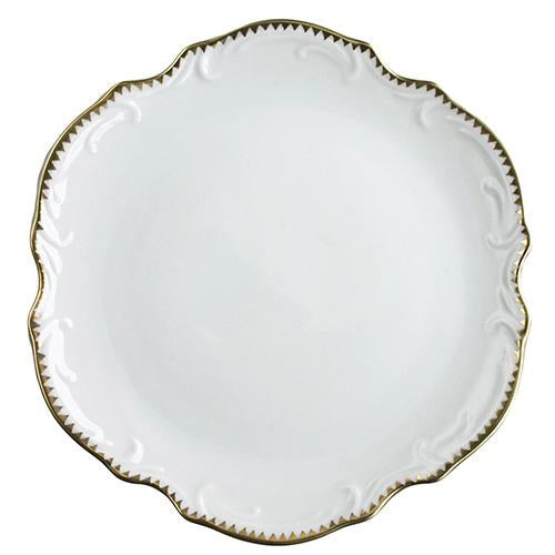 Simply Anna - Gold Bread and Butter Plate