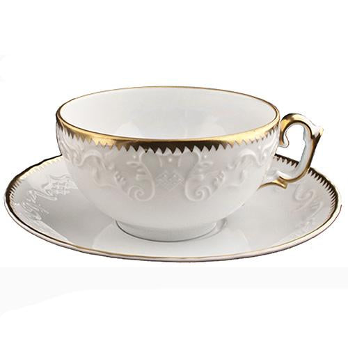Simply Anna - Gold Tea Cup
