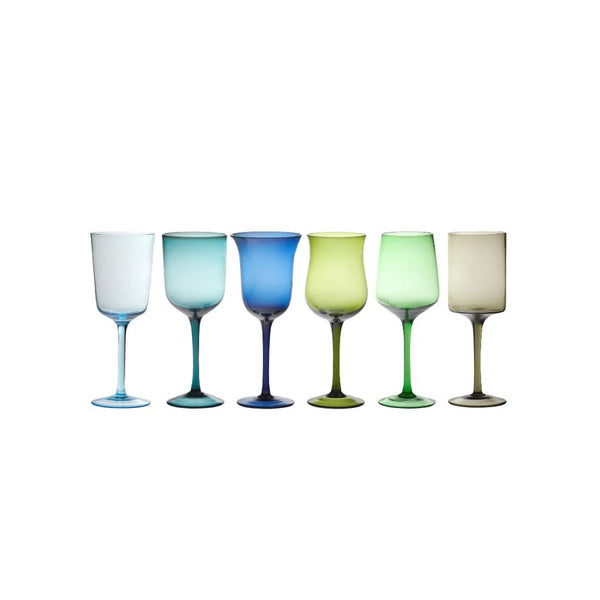 Diseguale - Goblets Assorted (Set of 6)