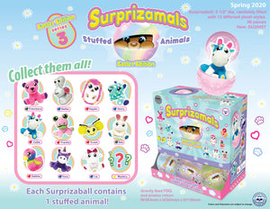 Surprizamals Easter-Series 3 - 36 Units Per Case