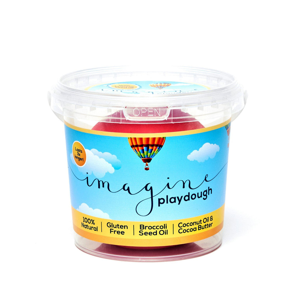 Imagine Playdough 750g Bucket - Lilly and Bee
