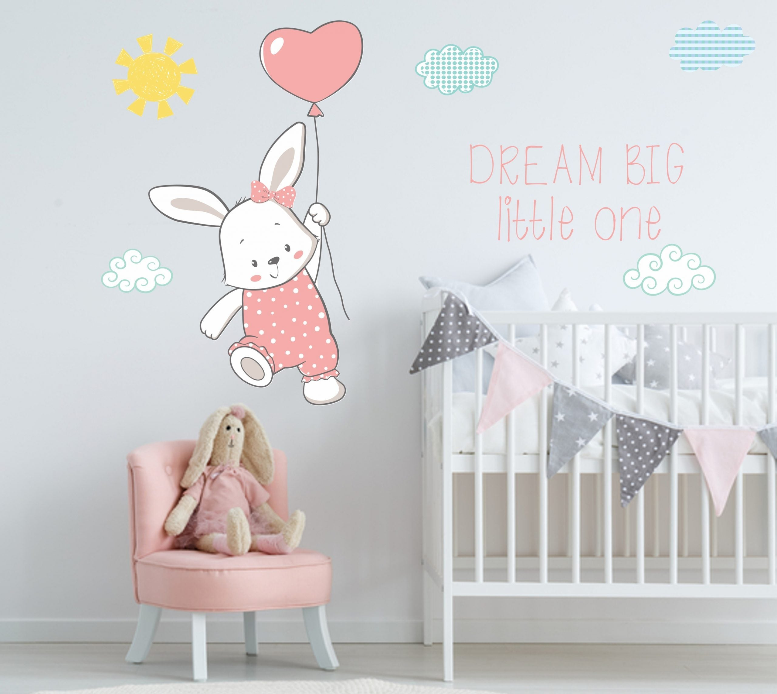 Dream Big Bunny - Lilly and Bee