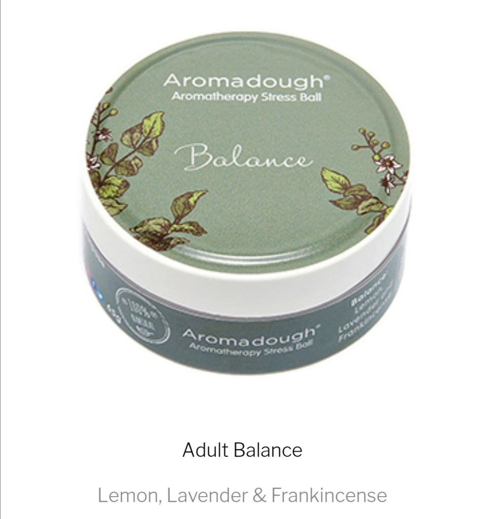 Aromadough Adult/Teen Range - Lilly and Bee