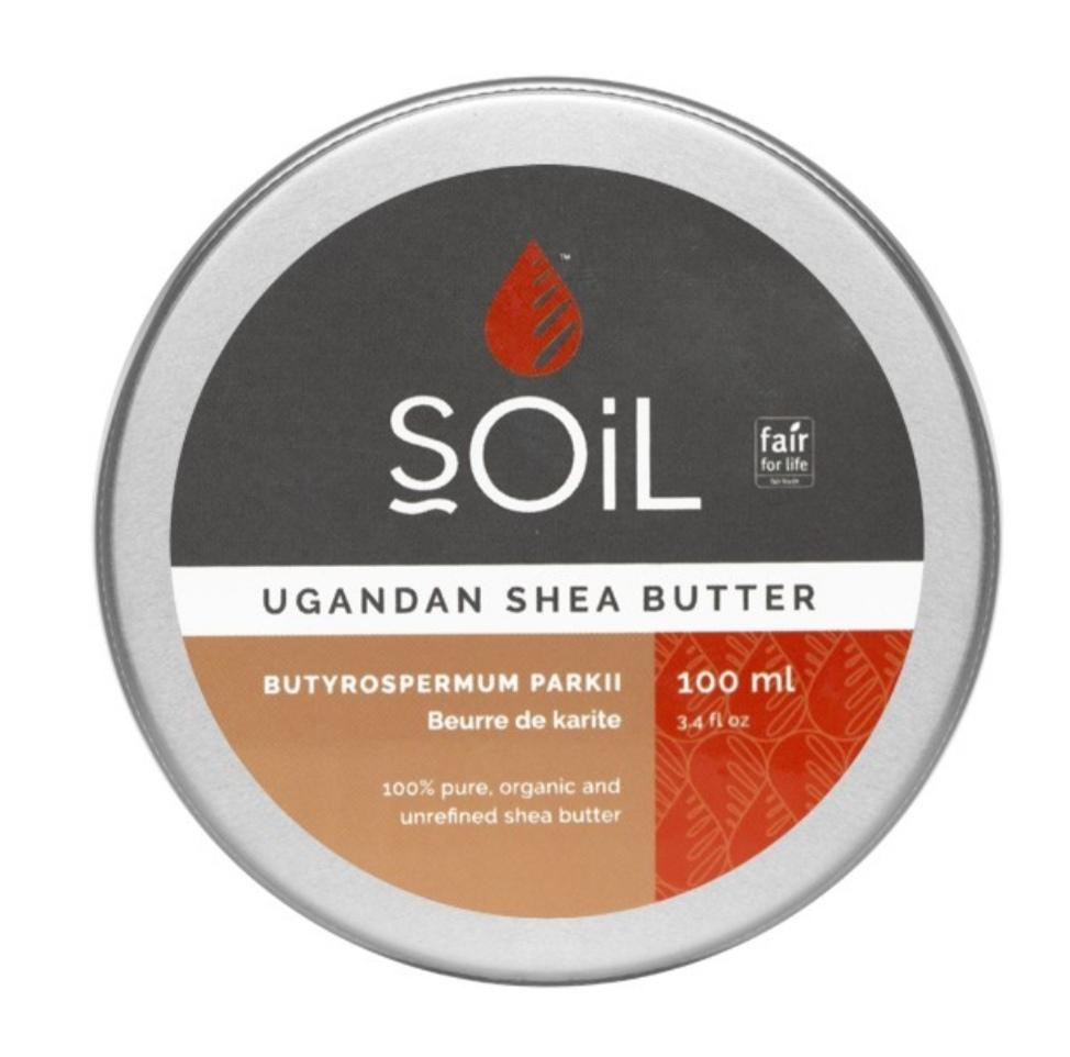 UGANDAN SHEA BUTTER (100ML) - Lilly and Bee