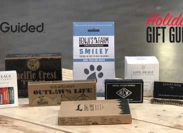 Guided Holiday Gift Guide - Custom Packaging