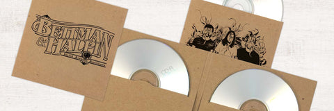 Custom CD Sleeves