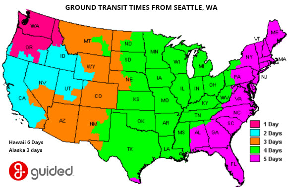FedEX Ground Shipping Transit Times