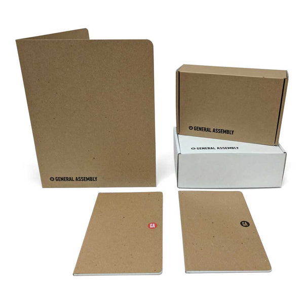 General Assembly Custom Packaging and Branding Tools