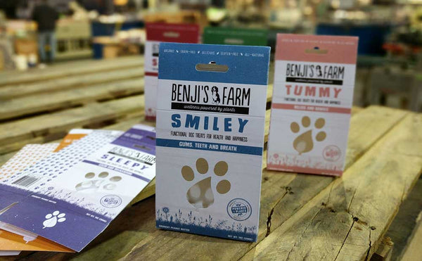 Guided Custom Boxes - Pet Food Packaging