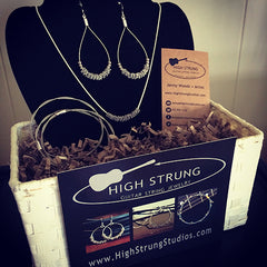 High Strung Custom Jewelry Packaging