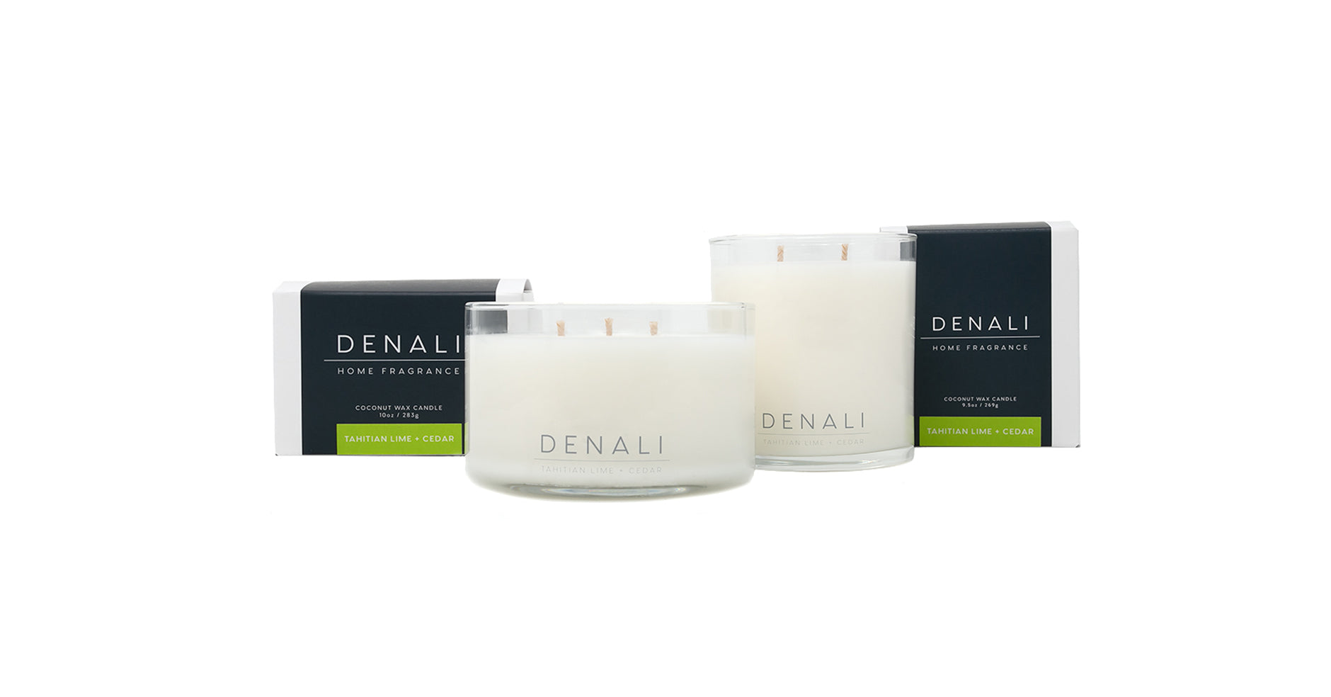 Denali Candles 2 Sizes