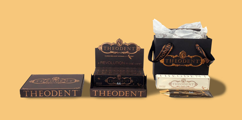 Guided Custom Foil Stamping and Packaging - Thedoent