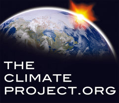 the climate project logo
