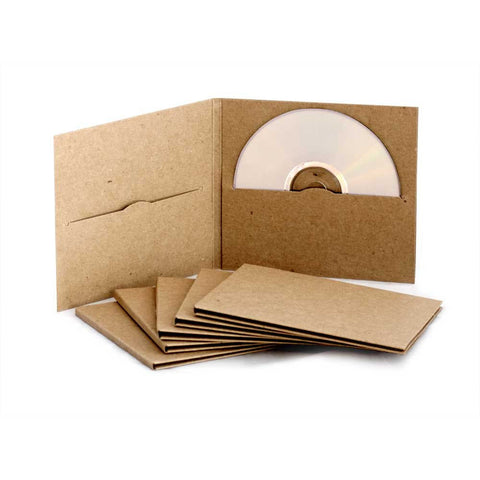 RePlay Recycled Chipboard CD Case