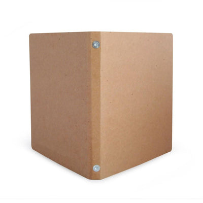 "1/2"" Recycled Binders - ReBinder Select - Recycled Flexible Chipboard"