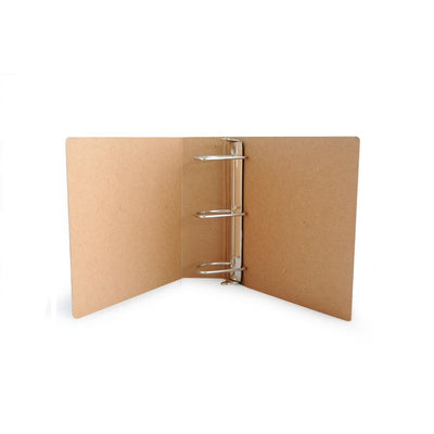 "1.5"" ReBinder Select Recycled Binders - 1.5"" D-Ring Assembly"