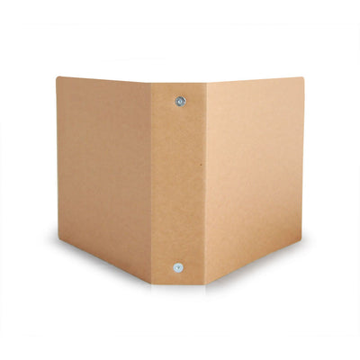"2"" ReBinder Original Recycled Binders - Spine Width is 3"" W"