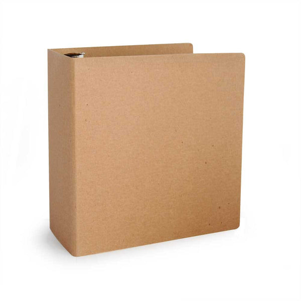 "2"" ReBinder Select Recycled Binders - 100% Recycled Corrugated Cardboard"