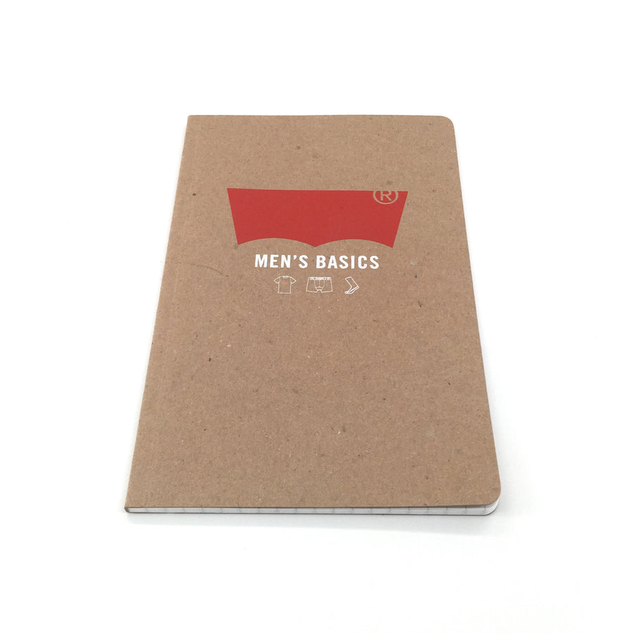 Guided Recycled Notebooks - Brown Kraft