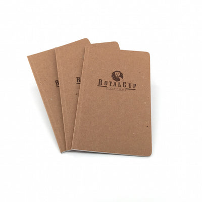 "Custom Printed Notebooks - 5"" x 8"" ReWrite - Guided  - 5"