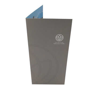 Bellevue Brochure Folder