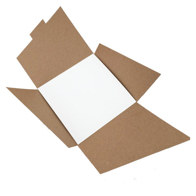 Custom Printed Recycled Cross-Fold Envelopes