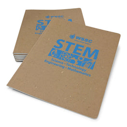 Guided Custom Printed Notebooks Stem