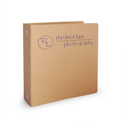 Custom Printed Binders - Cardboard