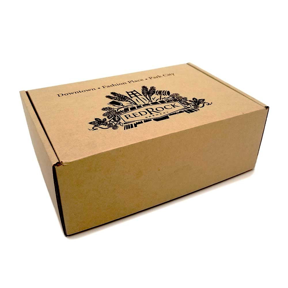 Custom Foil Stamped Recycled Mailer Boxes