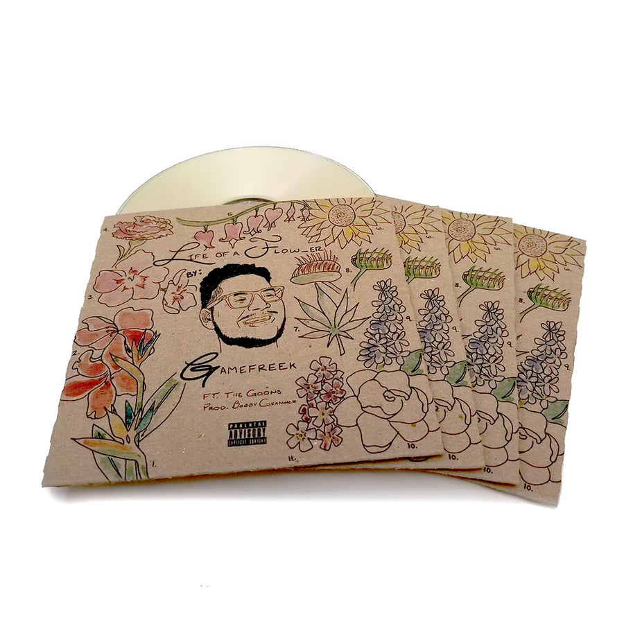 Recycled Cd Sleeves And Eco Friendly Media Cases Guided