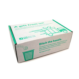 Custom Printed White Mailer Boxes