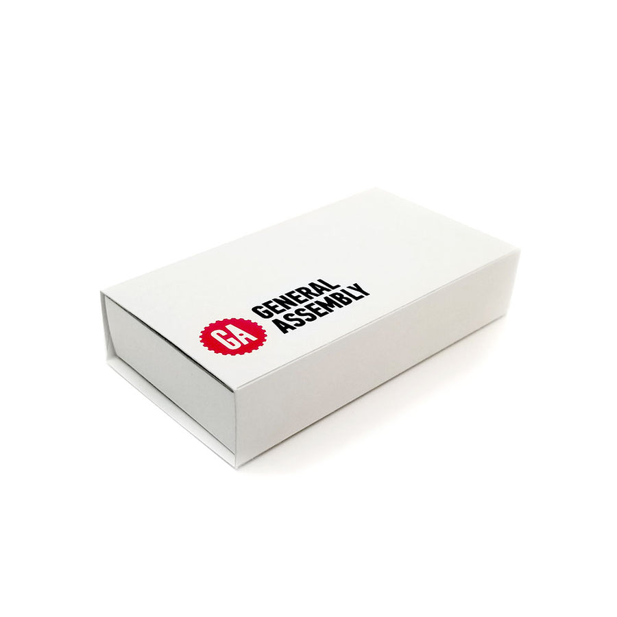 Full Color Printed Matchbox - Colored Card Stock
