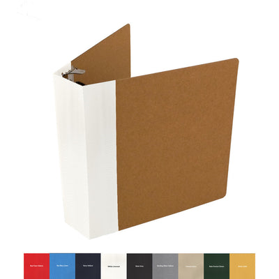 ReBinder Professional With Custom Spine Color - Color Options