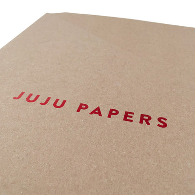 Foil Stamped Pocket Folders - RePouch - JuJu Papers