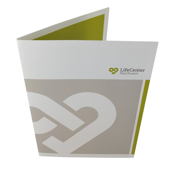 Full Color Folders - Lifecenter Northwest