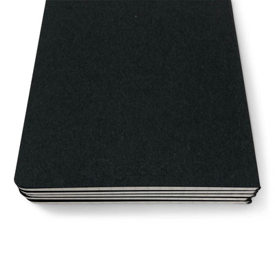 Black Notebook Journal
