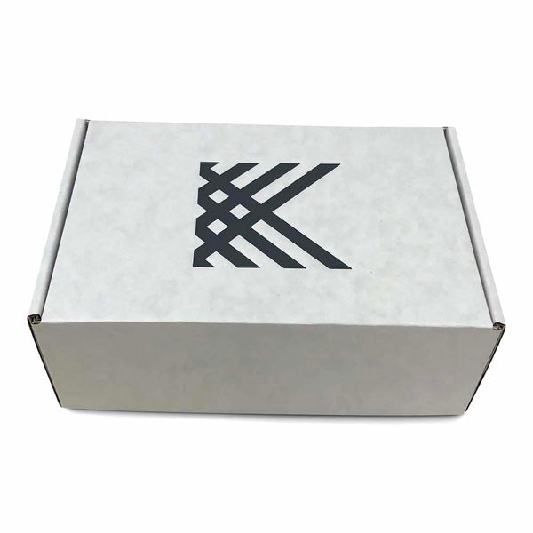 Guided Custom Foil Stamped Mailer Box