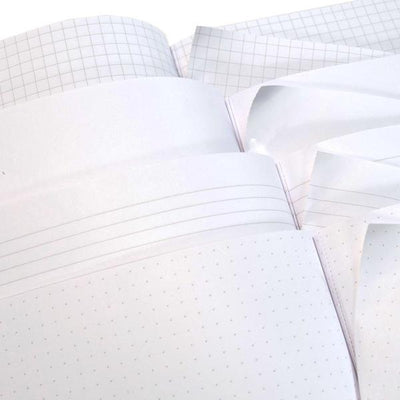 Recycled Notebook Paper Type