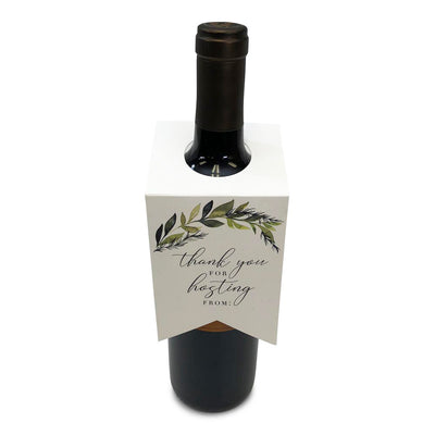 Guided Premium White Wine and Spirit Tags