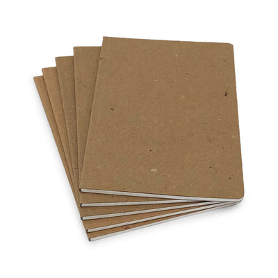 Guided Recycled Notebooks 5 x 8