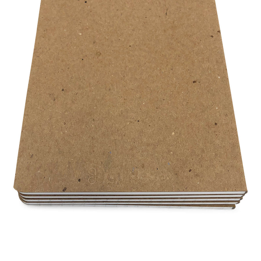 Large Recycled Notebook Journal