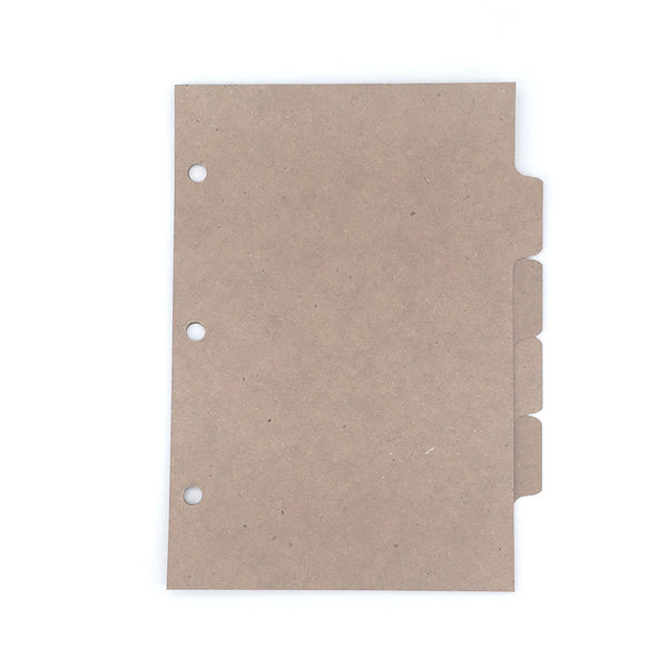 Mini Binder Dividers - ReTab 4 (10 sets)