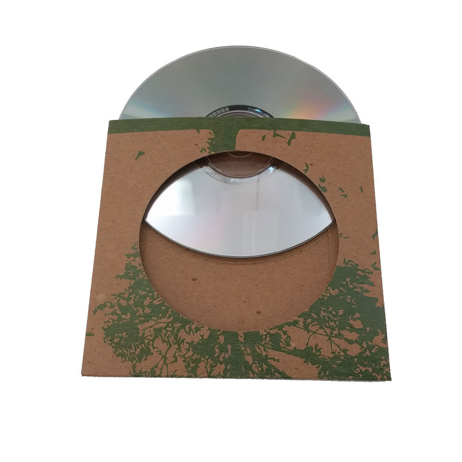 Full Color Digital CD Sleeve