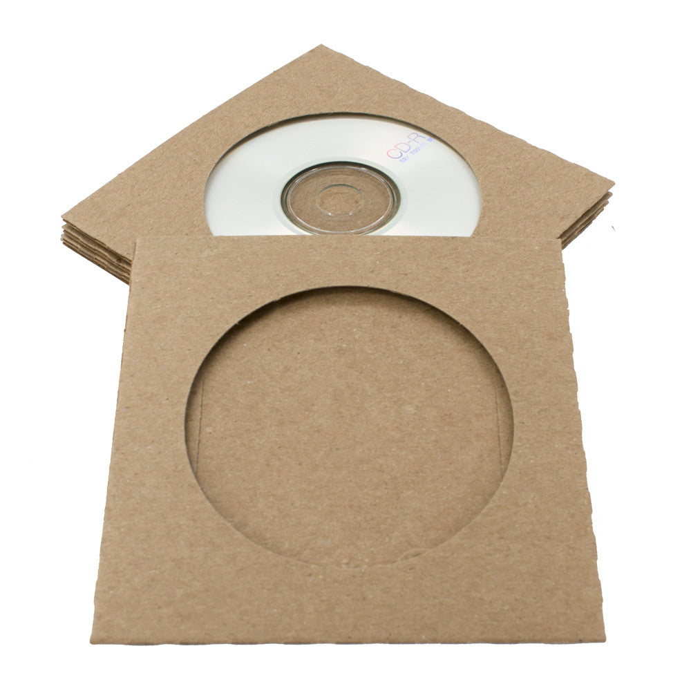 ReSleeve View Cardboard CD Sleeves