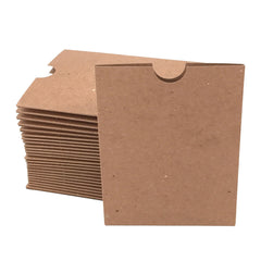 ReSleeve Cardboard Receipt Sleeves (25 pack) - Guided  - 2