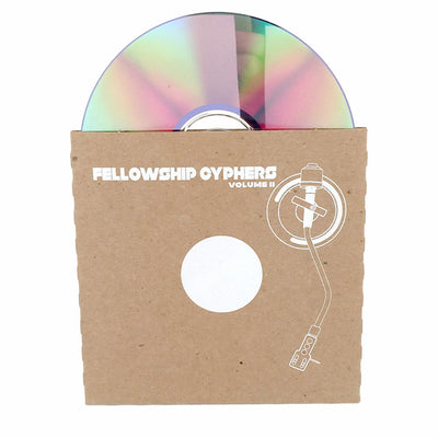 Custom Printed CD Sleeves - Cardboard ReSleeve - Guided  - 2