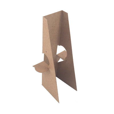 Recycled Double Wing Easel Backs - Guided  - 3