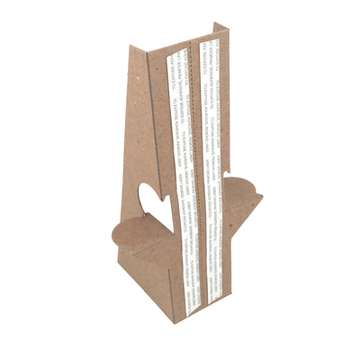 Recycled Double Wing Easel Backs - Guided  - 1