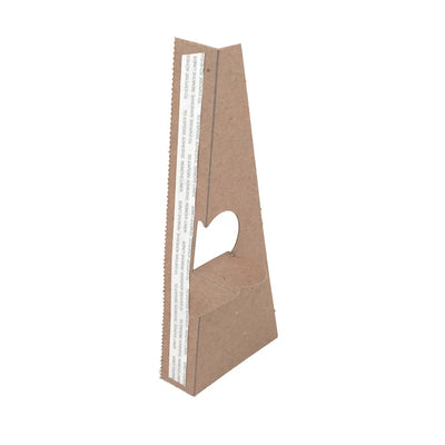 Recycled Double Wing Easel Backs - Guided  - 6